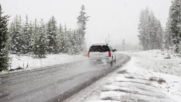 Driving home for Christmas?