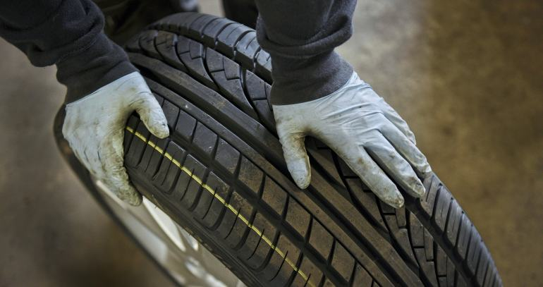Free December tyre check